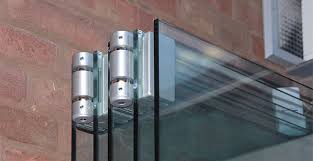 frameless glass folding doors series