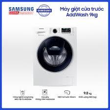 Mua ngay Máy giặt cửa trước Samsung AddWash 9kg - WW90K54E0UW giá rẻ  9.350.000₫