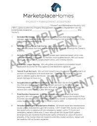 marketplace management pm agreement 3 10 2016 page 1