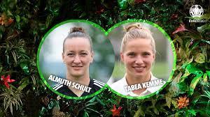 Sportschau Daily - mit Almuth Schult und Tabea Kemme - EURO 2020 - Fußball  - sportschau.de