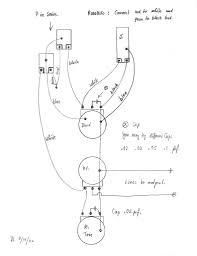 Fender bass wiring diagrams