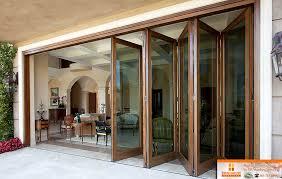 bi folding patio doors cost patio ideas