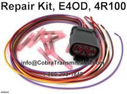 repair kit e4od 4r100 36445eak 30 99 cobra transmission repair kit e4od 4r100