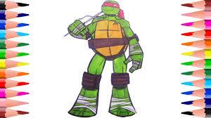 80 coloring pages of ninja turtles. Painting Raphael Mutant Ninja Turtles Coloring Pages Coloring For Kids Teenage Mutant Ninja Turtle Youtube