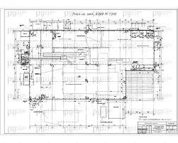 Скачать бесплатно дипломный Диплом № Завод по производству  План на отм 0 000 jpg
