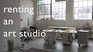artist office. Renting An Art Studio Artist Office