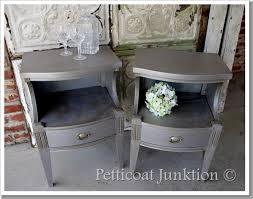 Diy metallic furniture Bedroom Silver Metallic Painted Furniture Petticoat Junktion Top 10 Diy Projects Petticoat Junktion Top 10 Diy Projects Guess How Many Involve Paint Petticoat Junktion