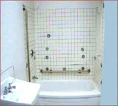 Handicapped Bathroom Delectable Bathroom Handicap Rails Bathroom With Grab Bar Over The Toilet
