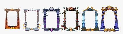 paladins ranked loading frame hd png