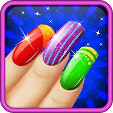 Nail Art Manicure Design & Beauty Salon Studio – Free Games For ...