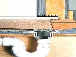 shower drain leak repair shower drain repair install shower drain on concrete floor leaky repair installation shower drain leak