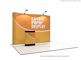 Pop Up Display Stands India Coyote™ Pop Up Displays 90