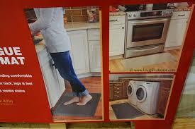 anti fatigue kitchen mats. Novaform Home Anit-Fatigue Kitchen Mat Costco Anti Fatigue Mats