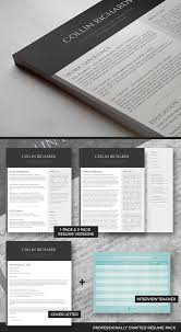 Plain Resume Templates 50 Best Resume Templates For 2018 Design Graphic Design