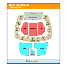 Five Flags Center Dubuque Seating Chart Beauty And The Beast Dubuque At Five Flags Center On 2019