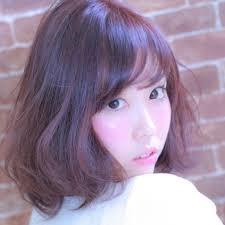 人気のヘアカラーはピンクブラウン女性らしさ満点カラーに挑戦 Trill