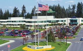 Microsoft redmond office Building 111 Microsoft Headquarters In Redmond Computing Microsoft Tracks Greenhouse Gases In The Cloud Computing