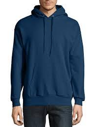 Hanes Hanes Mens And Big Mens Ecosmart Fleece Pullover Hoodie Sweatshirt Up To Size 5xl Walmart Com