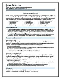 Cpa Resume Template Delectable Accounting Resume Template Meetwithlisa