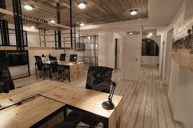 it office design. IT Office Industrial Style Interiors Designed By Ezzo Design (14) It