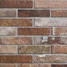 bristol red brick matt wall floor tile