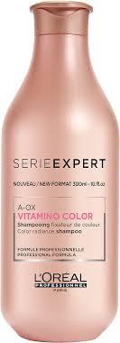 Vitamino Color Shampoo 300ml - Shampoo Plus