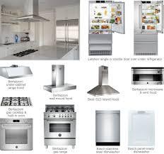 Bosch Kitchen Appliances Packages Specifications Daniel Frisch Architecture