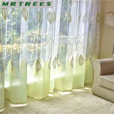 Sheer Curtains For Living Room Online Buy Wholesale Sheer Living Room Curtains From China Sheer