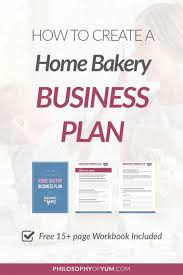 002 Business Plan Bakery Impressive A Pdf In South Africa