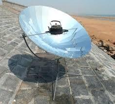 Parabolic Solar Cooker Project Report Design Pdf Science ...