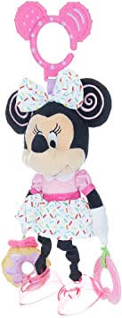 <b>Disney Baby Minnie</b> Mouse On The Go Pull Down Activity Toy ...