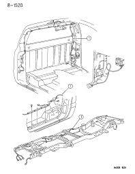1999 Dodge Transmission Diagram