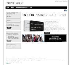 Extra 5% off 2 every day with your torrid credit card. Torrid Credit Card Login Make A Payment