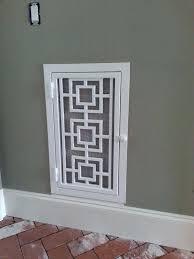 metal decorative wall air return vent covers diy