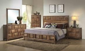 Mission Bedroom Furniture Bridgeport Mission Bedroom Collection Furniture In Solid Wood