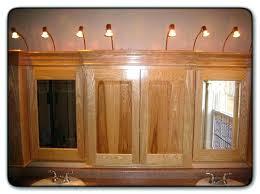 over bathroom cabinet lighting. Medicine Cabinet Light Bathroom Over Lighting Pull .