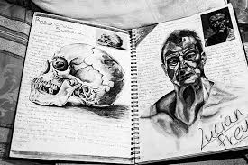 his as level art sketchbook presentation again reminds us of what the essence of a quality sketchbook should be quality drawings image sources clearly