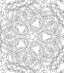 36 Advanced Coloring Pages For Adults Printable Advanced Coloring