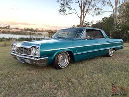 Chevy Impala Pillarless Belair LOW Rider Cruiser Chevrolet Classic ...