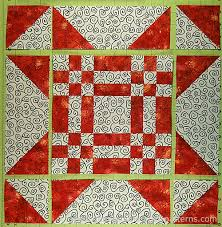 New Mexico Quilt Block: Pattern in 3 sizes & Step 3: Assemble the units for our New Mexico block Adamdwight.com