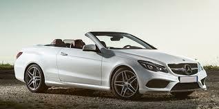 Mercedes-E-Class-Cabriolet-White-Front-MAIN - Exporent