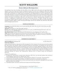 Sample Resume For Java Developer Java 40 Year Experience Resume Simple Experience Java Resume