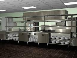 Comercial Kitchen Design Interior