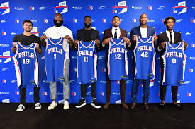 Philadelphia is a town that loves its sports teams, and praises them endlessly when they are performing at a high level. Philadelphia 76ers 10 Remaining Free Agent Options
