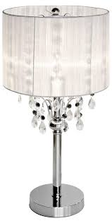 crystal chandelier table lamp by made with love designs ltd awesome lamps 18