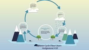 Water Cycle Flow Chart By J Stiles On Prezi
