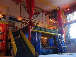 dining room large size home decoration blue bedcurtain ladder sliding board white wall excerpt teen charming boys bedroom furniture spiderman
