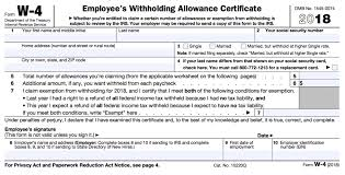 How Do Allowances Affect Withholding Should I Claim 0 Or 1 On My W4 Allowances Taxes Heres The
