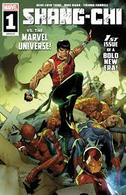 Shang-Chi (2021) #1 | Comic Issues