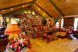 Living Room Decorations For Christmas Decorating Christmas Decoration Ideas For Living Room Cottage
